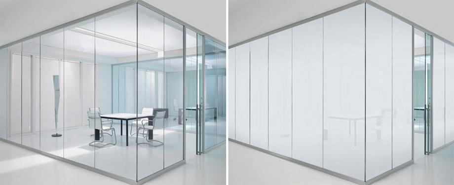 Dividere gli ambienti con le pareti divisorie - Parete divisoria in vetro prezzi ...
