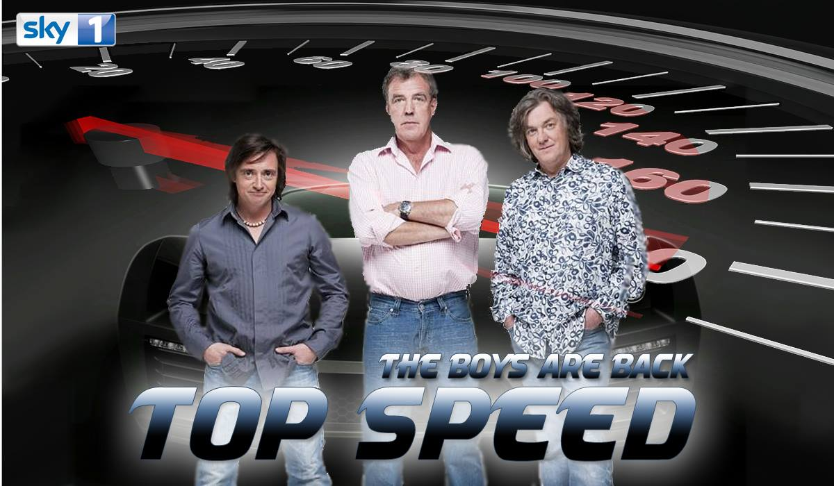 top gear in streaming uno show intramontabile. Black Bedroom Furniture Sets. Home Design Ideas