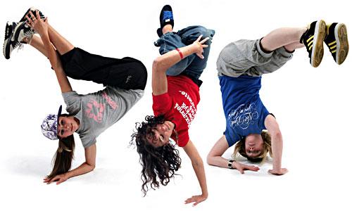 hip hop danze e storia