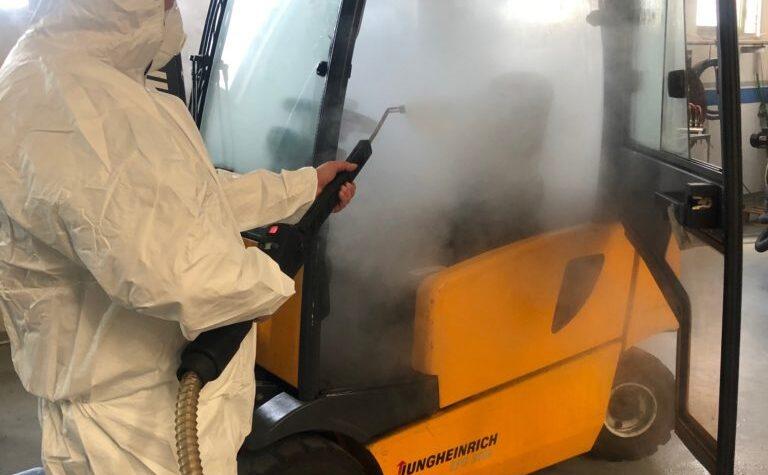 generatori vapore industria